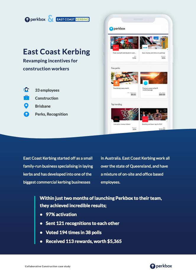 East Coast Kerbing