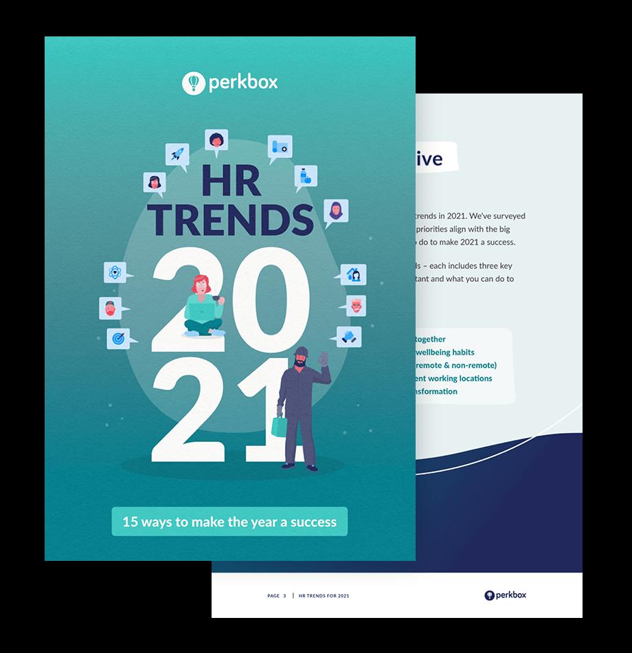 Perkbox ebook top 5 HR trends 2021